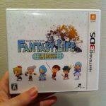 【夫婦でゲーム】『ファンタジーライフLINK!』が面白い!時間がいくらあっても足りないよ!