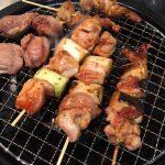 【口コミ】イワタニ「網焼きプレート」で焼き鳥パーティー!自宅で簡単においしい焼き鳥ができました。