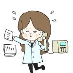 調剤薬局事務でつらかったこと、楽しかったこと。実際に働いてみた経験から具体的に書いてみました。