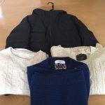【口コミ】冬物のダウンジャケットやセーターをリネットに出した感想!宅配クリーニングの便利さに驚いた話。