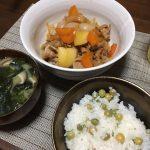 庭で採れたえんどう豆で豆ご飯を作ってみた!簡単レシピや豆ご飯にぴったりのおかずをご紹介します。